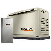 Generac Guardian Stand-by Gas Powered Generators