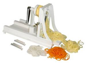 Wholesale Kitchen Tool Sets: TURNING TYPE VEGETABLE SHREDDER (YT-8602)