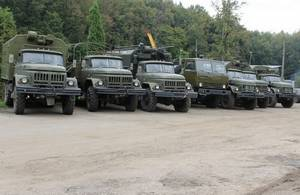 Wholesale for cars: Equipment From Military Surplus