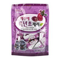 JEJUAE Cactus Jelly 200g Taste Nutrition Scent Delicious Sweet Snack Candy Mouth-watering Gift Enjoy