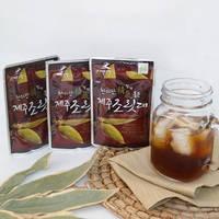 Jeju Bamboo Leaf Tea (80ml X 30ea) Fresh Herb Tea Strong Vitality Natural Tasty Wellbeing Eco-friend