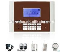 Home Security System Control Panel Alarm System Intercom Rz