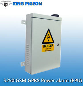 Wholesale weatherproof phone: GSM Power Line Loss Alarm(GSM Outdoor Alarm,8DI/2DO)