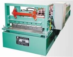 Pre-painted Steel Roll Forming Machine