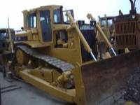 Supply Used Caterpillar Bulldozer D6d,D6h
