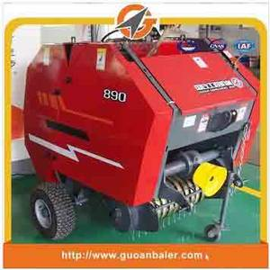 Wholesale Balers: Tractor Mounted Small Round Hay Straw Baler Machine