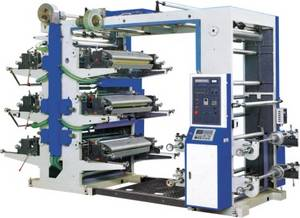 Wholesale flexographic printing machine: Yt Series Flexographic Printing Machine YT-4600-4800-41000