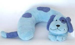 Wholesale plush pillows: Travel Plush pillow