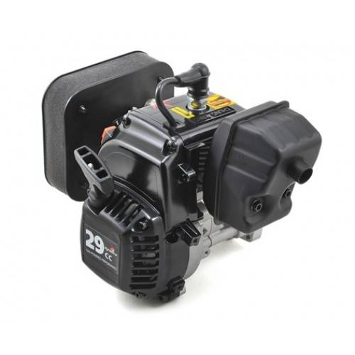 air cleaner: Sell Dynamite F29 4-Bolt 29cc Gas Engine w/Carb and Air Cleaner