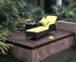 Wholesale lounge: Rattan Leisure Lounge