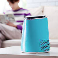 ABS Material Small Room Air Purifier