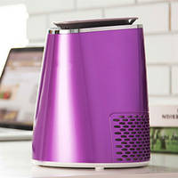 Home Plastic Tablebop Air Purifier with OEM Service