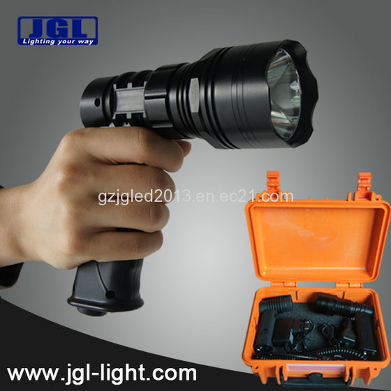 Rechargeable Cree LED Hunting Spotlight, Emergency