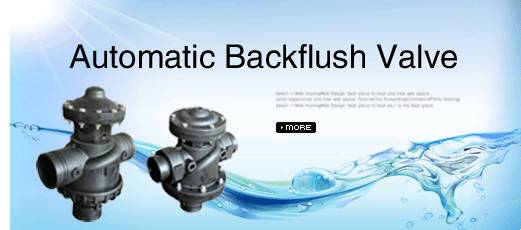 Sell Automatic Backflush Valve