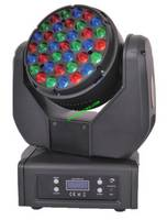 Sell 37pcs 3w LED Wash Moving Head stage light dj and disco light