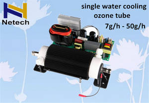 Wholesale gm 201: 30g 50G Water Cooling Corona Discharge Ozone Generator Parts / Ozone Tube