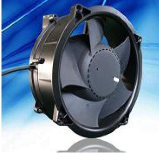 DC Brushless Centrifugal Axial Exhaust Fan