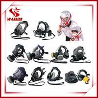Full Face Mask for Gas Mask, SCBA, Oxygen Respirator