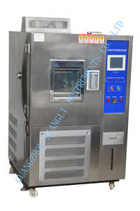 Wholesale humidity test chamber: GDJS-100 High and Low Temperature Alternating Temperature Humidity Test Chamber