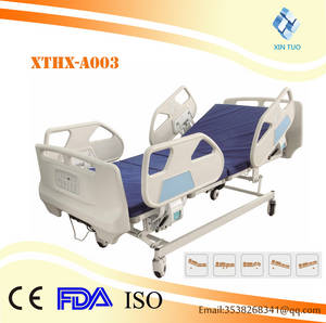 Wholesale electric bed: Luxury Five Function Electric Medical Bed