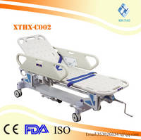 Plastic Steel Hand - Cranked Emergency Bed Car