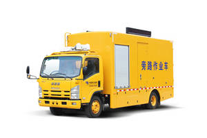 Wholesale Electric Power Tools: Cable Picking and Laying Vehicle
