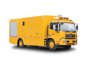 Wholesale vehicle: Multi-function Integrated Rescue Equipment Support Vehicle