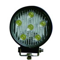 18W Round LED Work Light,Driving Light,Off-road Light 2