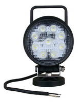 27W Round LED Work Light 3