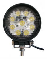 27W Round LED Work Light 4