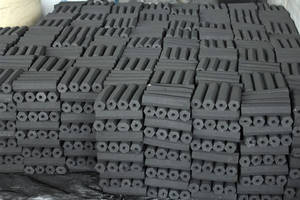 Wholesale coconut charcoal: BTT Coconut Shell Charcoal Briquettes
