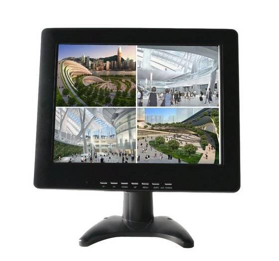 Financial Equipment: Sell 9 Inch tft bus terminal CCTV Monitor
