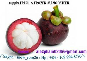 Wholesale durian: Sell Fresh/Frozen Mangosteen, Mango, Durian, Green Orange, Acerola, Papaya Carica