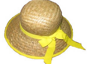 Wholesale Other Hats & Caps: Straw Hat Hannah 84974258938