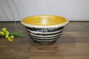 Wholesale lacquer: Bamboo Bowl