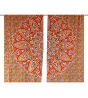 Handicrunch | Indian Tapestry Door Curtain