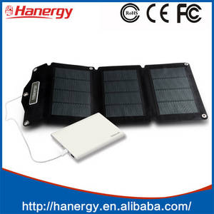 Wholesale mobile solar charger: Hanergy 8w Mobile Solar Battery Charger