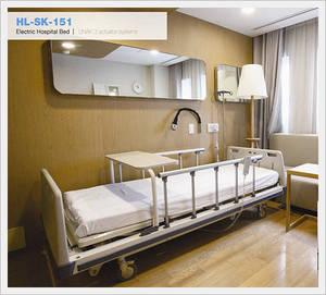 Wholesale hospital bed: Electric Hospital Bed HL-SK-151