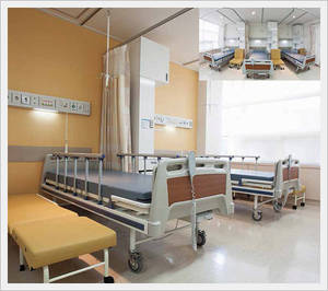 Wholesale electric bed: Electric Hospital Bed HL-SK-152