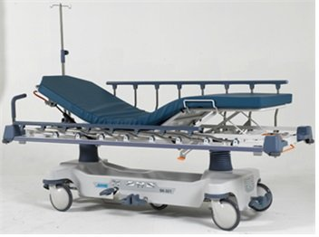 Premium Stretcher Cart (Hydraulic) HL-SK-321