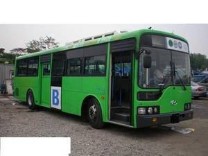 Wholesale cng bus: Used CNG Bus,Hyundai ,Daewoo