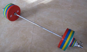 Wholesale Weight Lifting: Competition Barbell