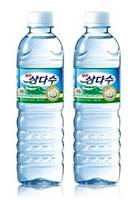 Mineral Water, Jeju Samdasu, Drink Water, Clear, Korean Water, Home, 500ml