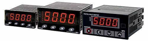 Multifunction Panel Meter : Digital multi panel meter product details view
