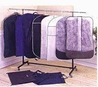 Wholesale garment bag: Eco-friendly PP Non Woven Cloth Garment Bag,Suit Cover