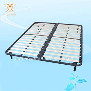 Wholesale metal bed: Modern Bedroom Furniture Folding Wooden and Metal Bed Frame Parts