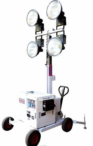 mobile: Sell M500 Mobile Lighting Tower