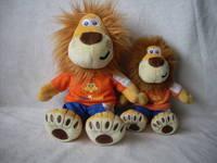 Plush Toy Lion