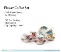 Sell Quality Porcelain Tea Set