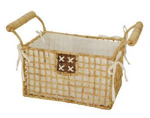 Wholesale bags collection: Vietnam Rectangular Water-hyacinth StorageBasket